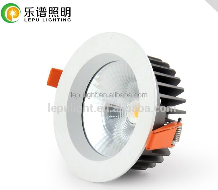 online store 7d690 62230 Ip44 13w 15w 18w 24w 30w 40w Recessed Dimmable Led Downlight 2700k 3000k  4000k Indoor Lights Commercial Cob Led Downlight - Buy Downlight Dimmable  ...