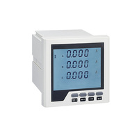 Panel Lcd Display Digital Three Phase Electric Meter Hack Energy Meter