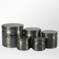 Mitr Used Planetary Two Or Four Jars Working Ce Appoved Focucy For Ball Mill Tungsten Carbide Jar