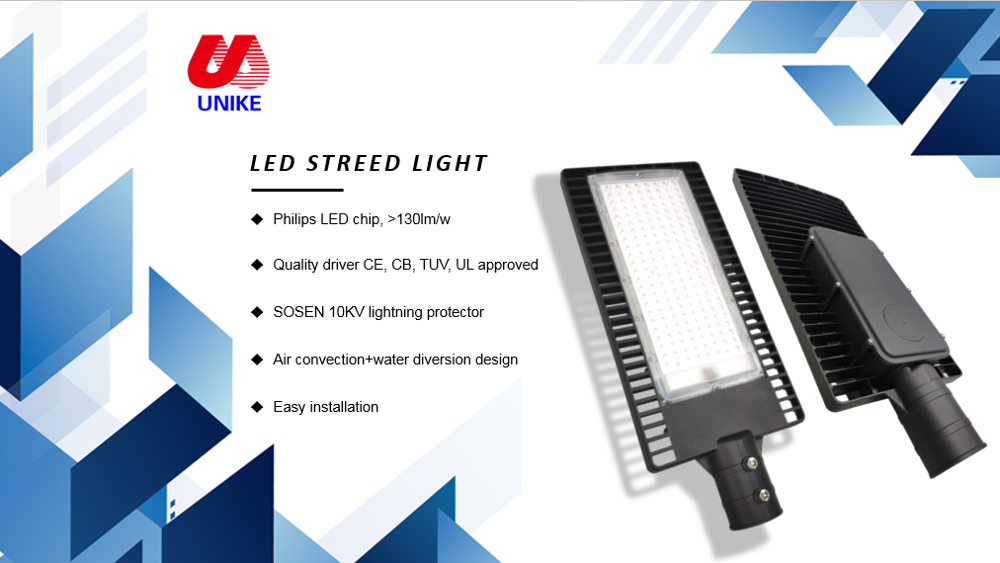 Led High Bay Light Led Street Light Factory From China