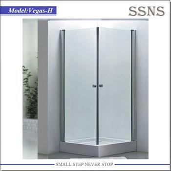Hoge Kwaliteit Aan Indoor Eenvoudige Badkamer 5mm Glas Plastic Mini ...