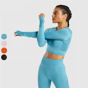 Brand new 2019 Yoga Set New Seamless Leggings For Women made in China