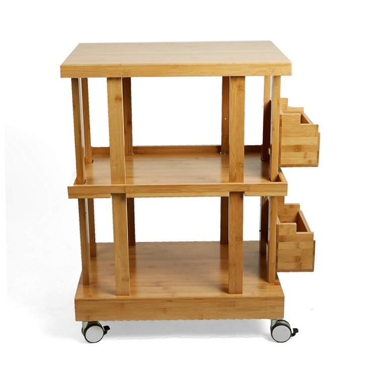 High Quality 3-Tier Kitchen Utility Cart 3