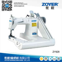 ZY928 brother feed off the arm chainstitch industrial sewing machine