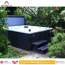 "Acrylic Material and Freestanding Installation Type Swim Spa with 17"" TV Outdoor spa bath whirlpool hot tub"