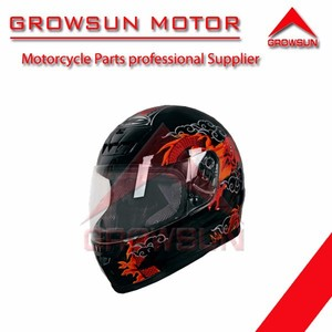 Cheap hot full face motorcycle helmet GS-03B (D)