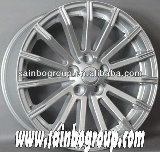 light weight ,energy saving aluminum alloy wheel rim 4056