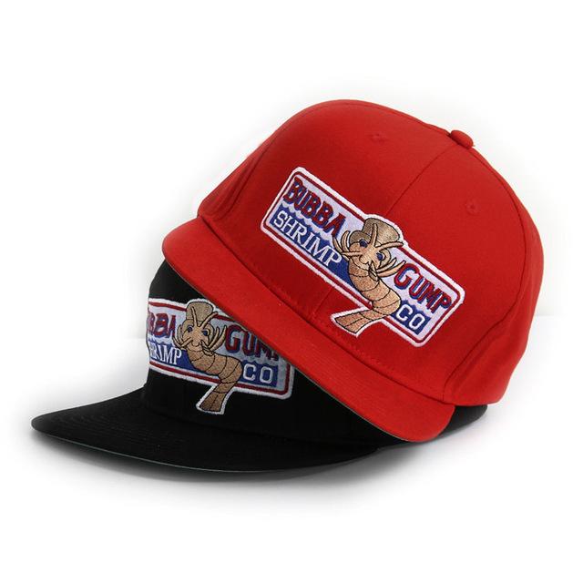 92e8c231 1994 Bubba Gump Shrimp Co. Baseball Hat,Forrest Gump Costume Cosplay  Embroidered Snapback Cap,Embroidery Snapback Hats - Buy Bubba Gump Shrimp  Baseball Hat ...