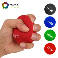 OEM Factory Price Hand Therapy Stress Ball Physical Rehabilitation Multiple Resistance Levels Gel Stress Ball On Sale