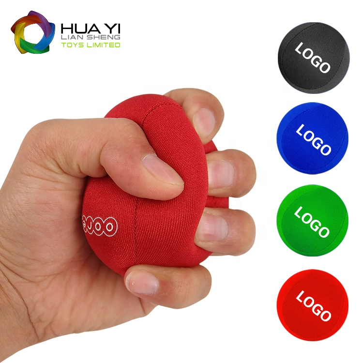 OEM Factory Price Hand Therapy Physical Rehabilitation Multiple Resistance Levels Gel Soft Stress <strong>Ball</strong>