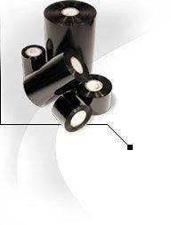 DNP R390 Near Edge Resin Black Thermal Barcode Ribbons (1.26 IN. X 1969 Ft.) (32MM X 600M) (24/PK) (S-MK032600)