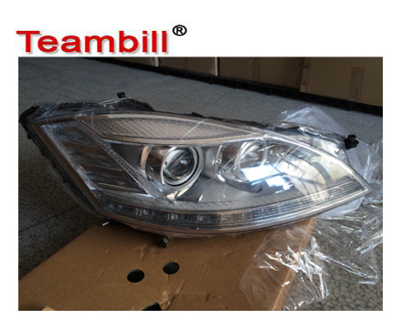Auto spare parts w221 headlight for Mercedes 2009-2012 year