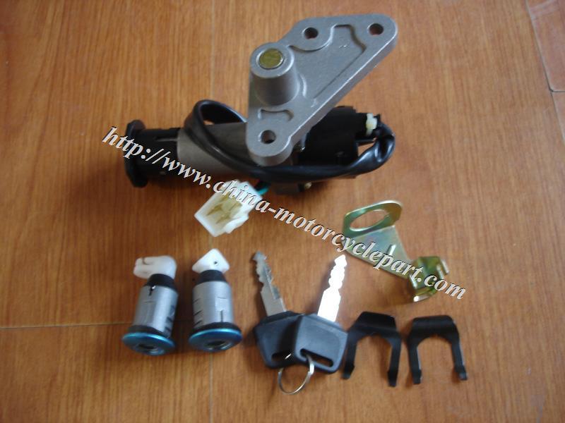 Замок зажигания комплект ключей Vento фантом TaoTao профессии TNG DR150 танк гонщик Roketa фиджи лэнс GSR баха SC150 SunL приключения