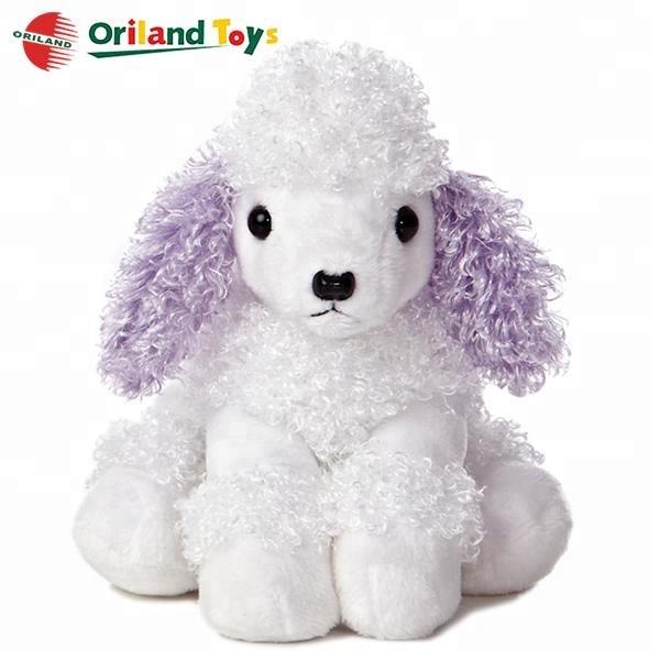 Моделирование дизайн реалистичные мягкие милые плюшевые игрушки собака шар пей