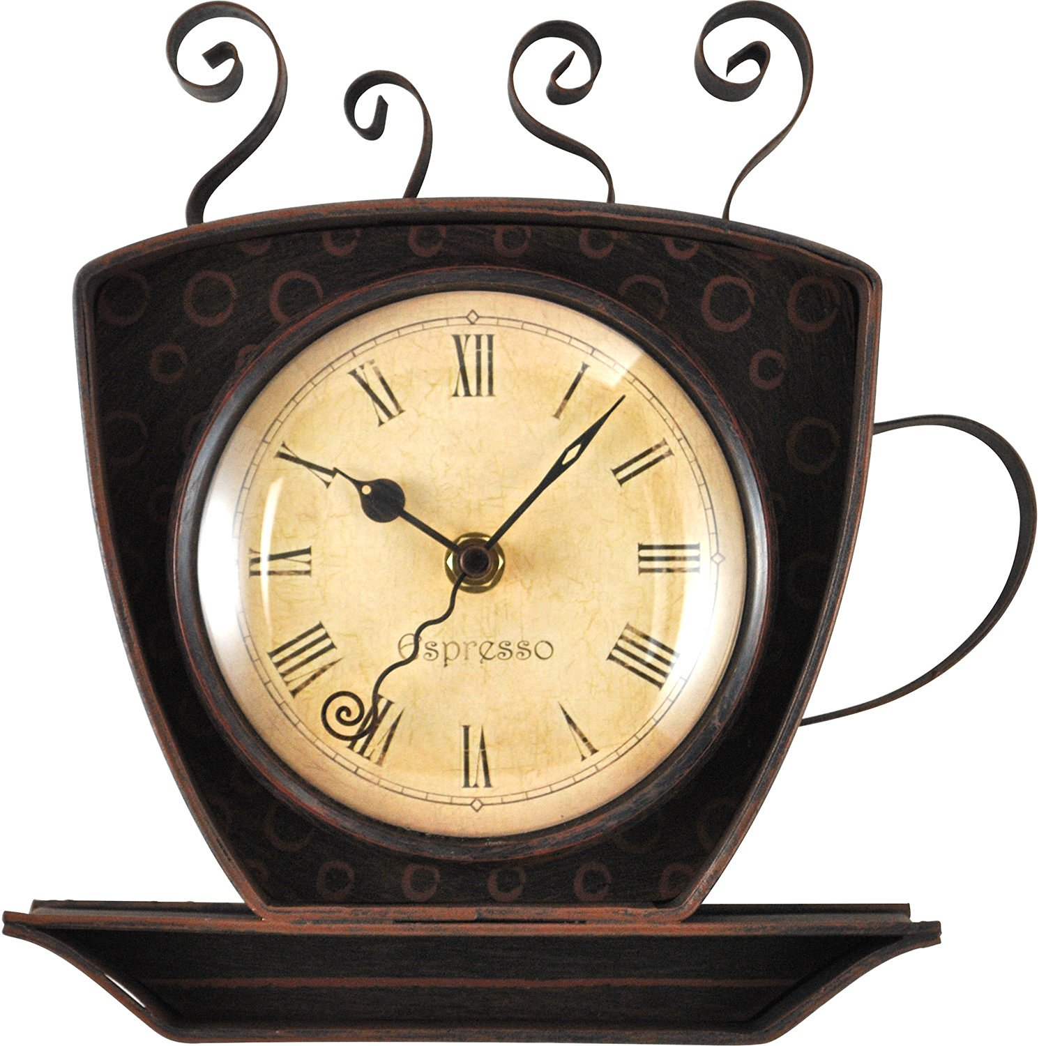 Cheap Wall Clock Coffee, find Wall Clock Coffee deals on line at ...