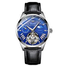 AILANG качественные мужские часы Tourbillon Мужские автоматические швейцарские дизельные часы мужские светящиеся водонепроницаем(Китай)