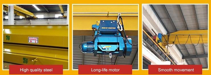 5 Ton Single Girder Overhead Crane For Sale Buy Overhead