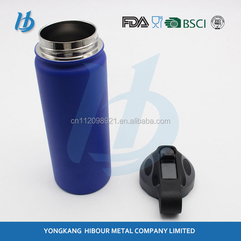 Amazon selling stainless steel cup outdoor sports bottle cup tumbler creative car cup