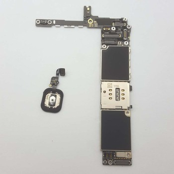 carte mere iphone 6s plus Replacement 16G 64g logic board mainboard unlocked motherboard for