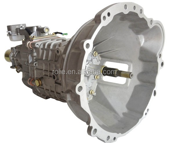 Auto Parts Gearbox Parts Manual Transmission For Tfr54 4ja1 Diesel ...