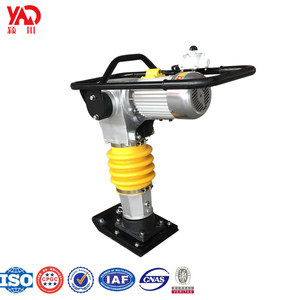 Chinese Supplier Compactor Tamper Electric Vibratory Tamping Rammer