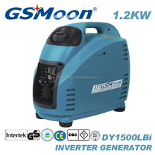 1500W CE GS and EPA approval Gasoline Inverter Generator