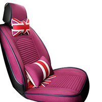 car seat cover leather for wholesale