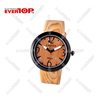 ET1564 Wooden Covered Watch Strap Promotional Watch