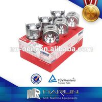 Top Grade Reasonable Price Mahle Piston For Motorcycle