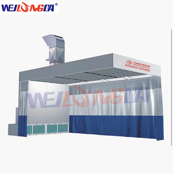 wld ps c1 portable paint car pre station for grinding room design