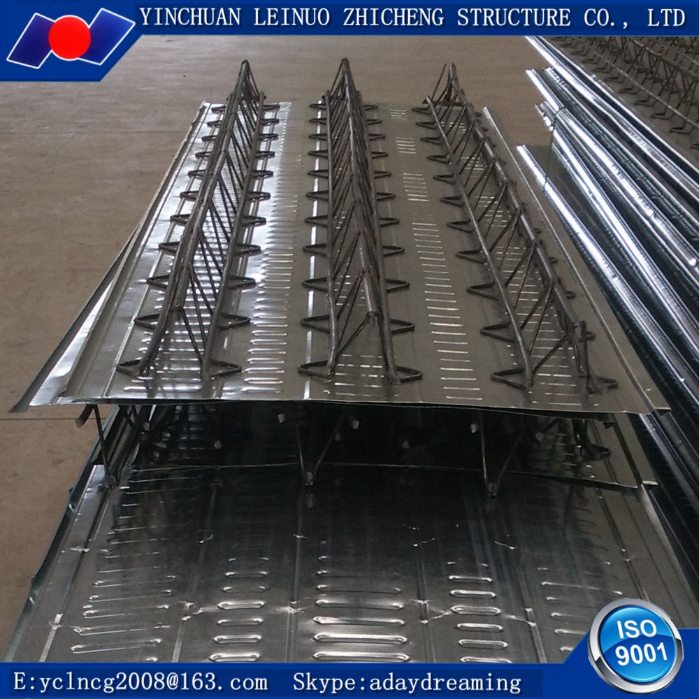 wholesale price good quality Steel bar truss girder for roof deck floor deck