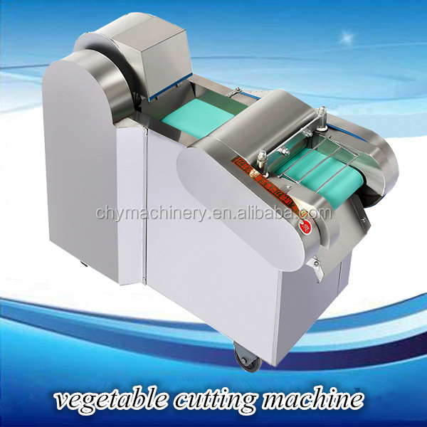 Popular commercial vegetable and fruit Shredder / Vegetable Cutting Machine / Onion slicer machine for sale