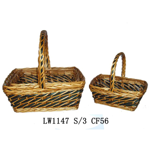 new style custom size basket weave for fruit