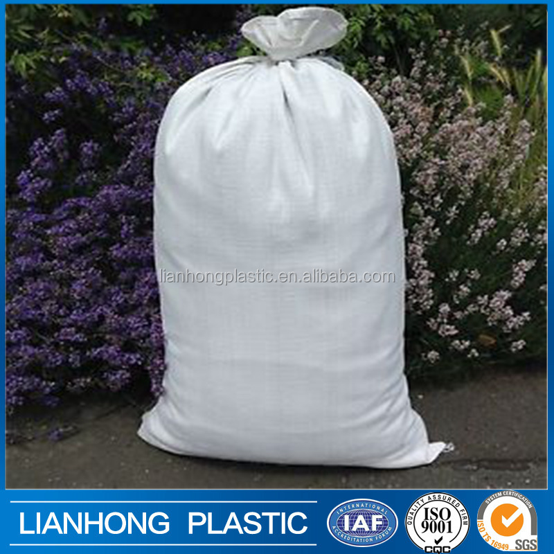 Gold supplier pp woven bag manufacturers, shandong lianhong plastic pp bag woven, food grade pp woven bag china