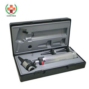 SY-G047 With reusable ear tube general Medical otoscope prices