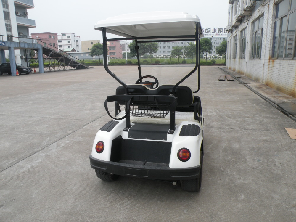 Newest Design Battery Operated Golf Carts Utility Vehicle