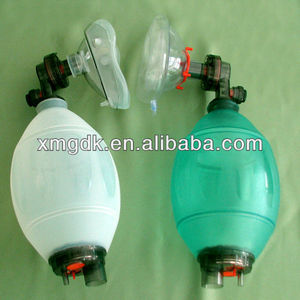 Medical silicone suction bulb oxygen concentrator