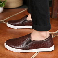 d72736h 2016 spring fashion men's shoes leather shoes casual shoes for men