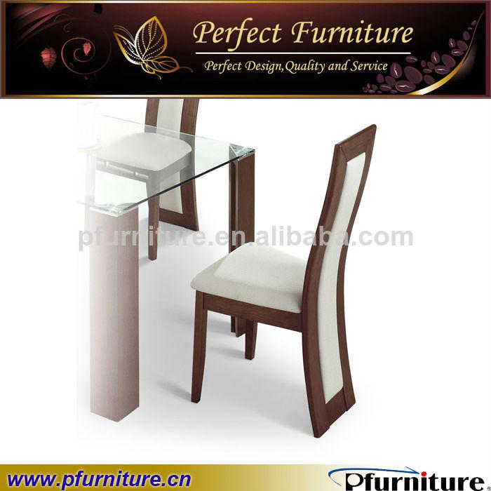 Elegante tela pr ctico de madera maciza muebles de comedor for Muebles de comedor elegantes