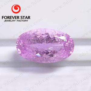 Hot Sale Natural Big Size Stone Pink Kunzite Good Color