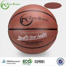 ZHENSHENG High quality custom design basketball