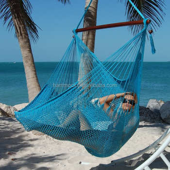 Hanging Rope Chair Cotton Rope Swing Chair Hammock Chair Buy