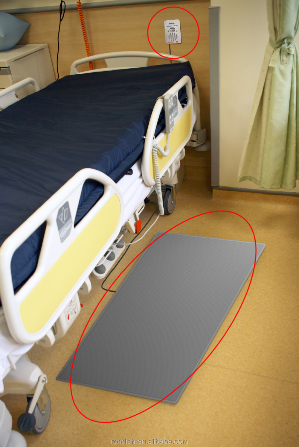 Healthcare Security Fall Prevention Amp Anti Wander For