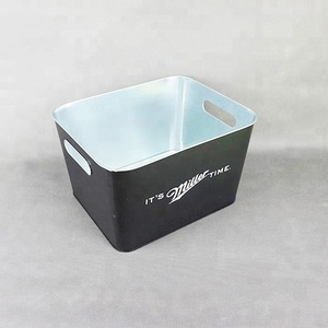 square and rectangle metal ice bucket china