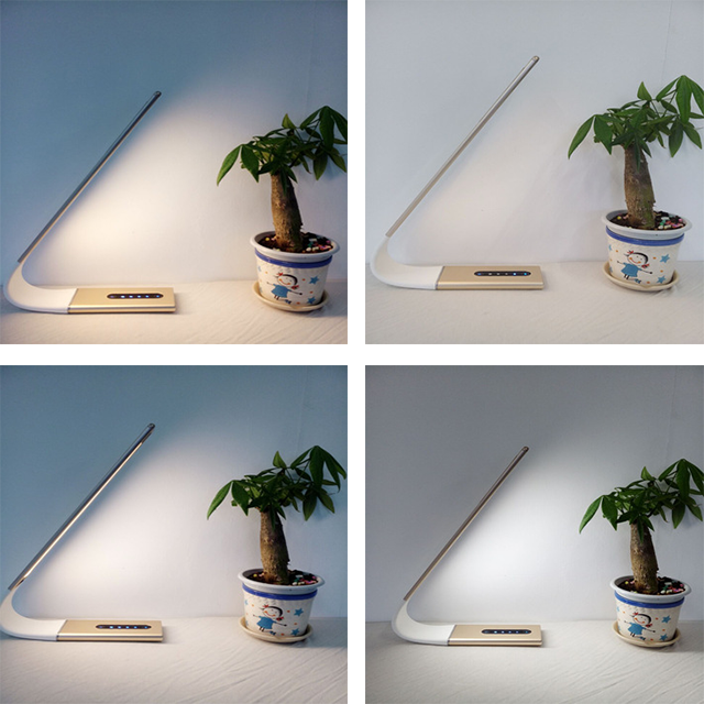 Dimmable USB desk lamp LED table lamp light rechargeable lamp