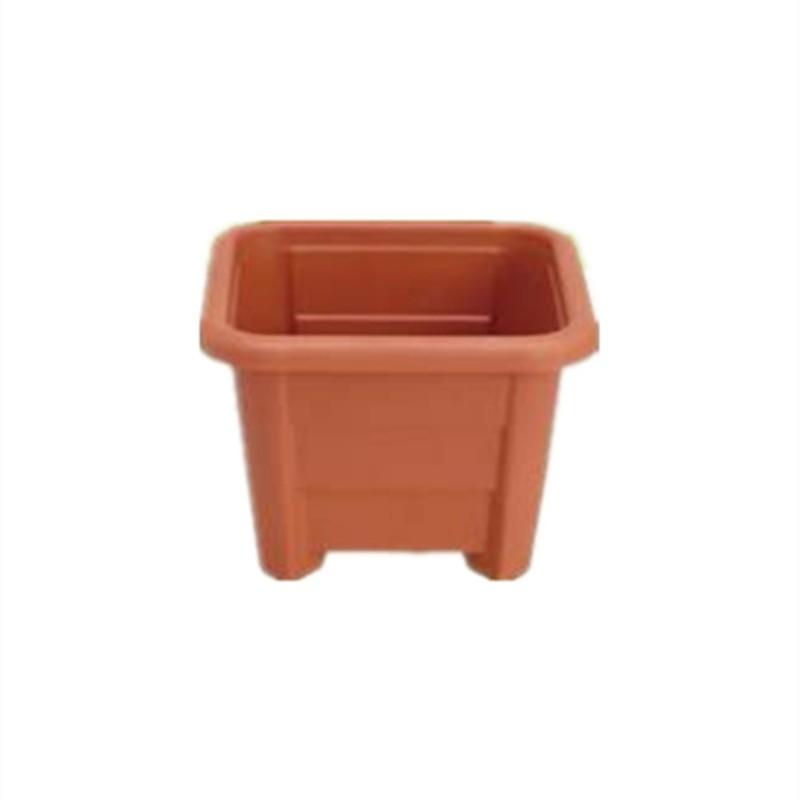 Square Plastic Nursery Pots Cheap Outdoor Plant Pots ...