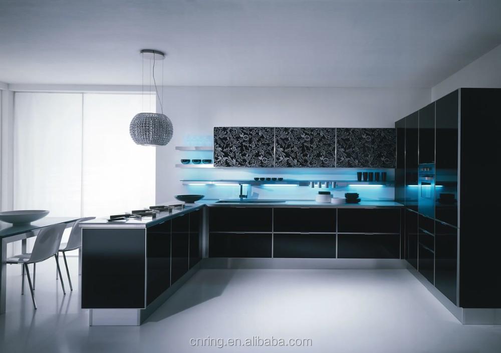 Mueble De Cocina Moderno. Trendy Interesting Muebles De Cocina Ebano ...