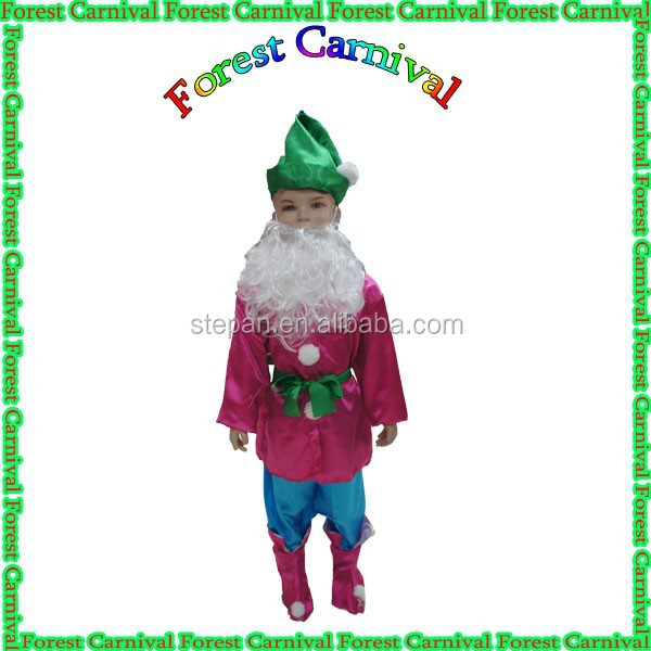 9808 Fairy Tales Performance Costumes For Kids Dwarf Costumes