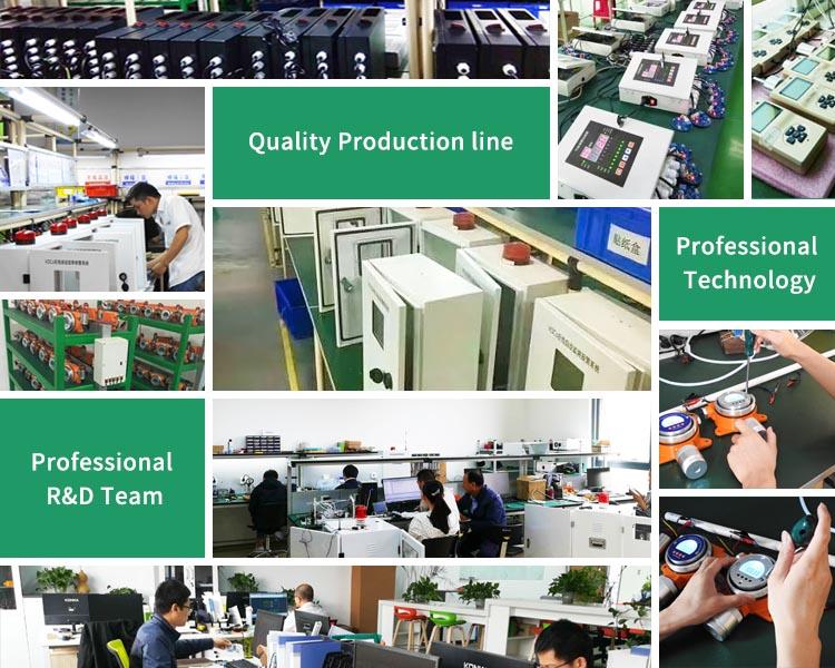 2019 Hoge kwaliteit factory prijs draagbare hcn gaslek detector