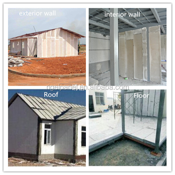Precast Concrete Curtain Wall Modular Homes South Africa - Buy ...